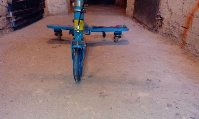 rower 3 rolkowe