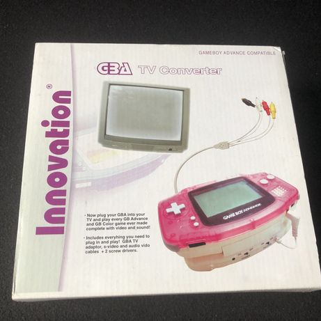 Gameboy Advance do TV, GBA Innovation TV Converter