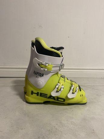 Buty narciarskie dzieciece Head Raptor 40 - 20.0