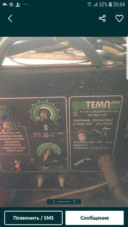 продам зварку пол автомат рабочая в хорошем состоянии