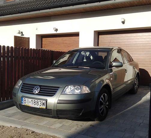 Volkswagen Passat 1,9 TDI 2001 rok