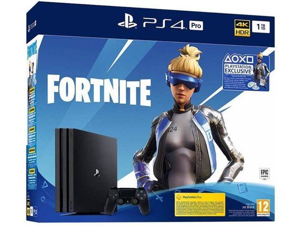Playstation 4 Pro com garantia + jogos - venda ou troca com PS5
