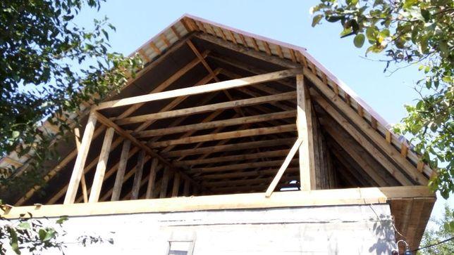 Кровля и ремонт крыши недорого