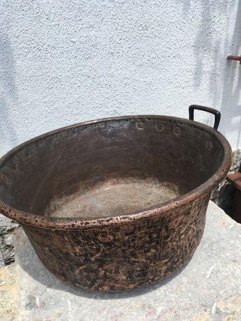 caldeiro/tacho cobre