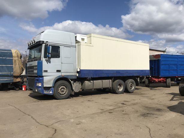 Рефрежератор фургон изотермический контейнер будка БДФ BDF
