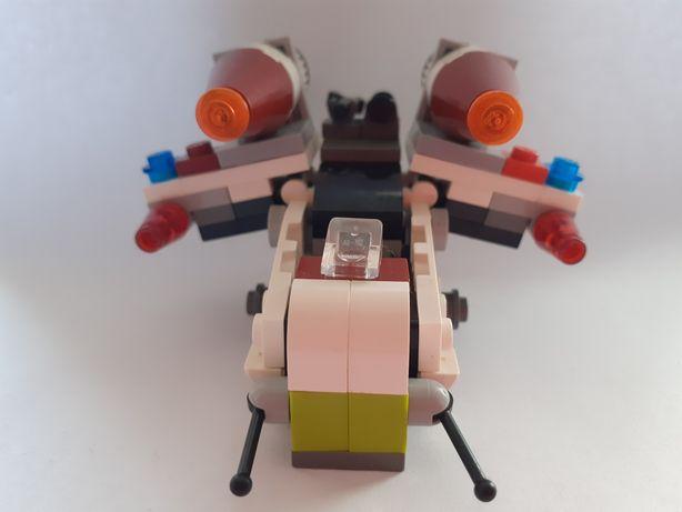 Лего звездные войны 75076