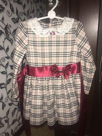 Платье 110 рост
