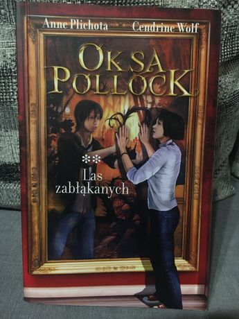 "Książka ""Oksa Pollock"" tom 2"