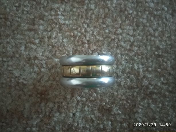 Кольцо женское бижутерия