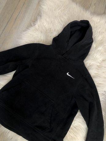 Bluza nike XXS 32 czarna z kapturem hoodie