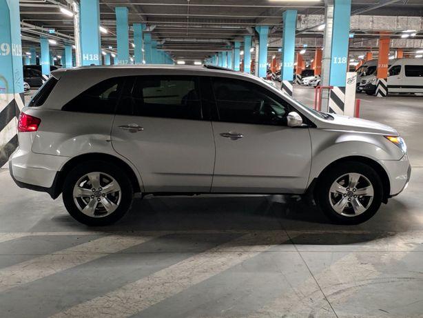 Acura MDX 2008 не крашена
