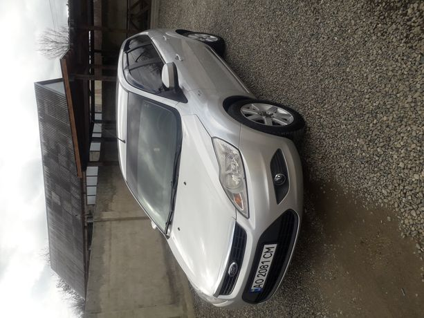 Ford Focus restayling