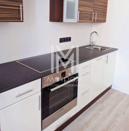 Продам реальную 1 к квартиру ЖК Мира-1 метро Масельского. С мебелью