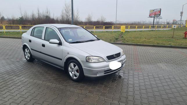 Opel Astra 1.7 ISUZU 75KM Alufelgi Elektryka