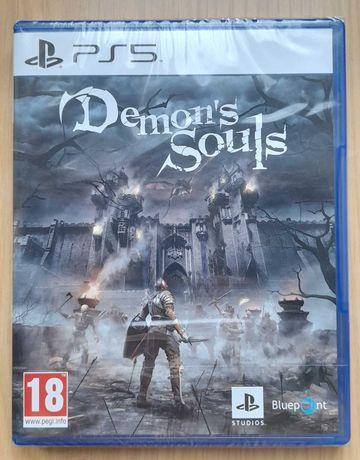 Игра для PS5 Demon's Souls НОВАЯ