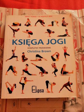 Księga jogi kompletny przewodnik joga