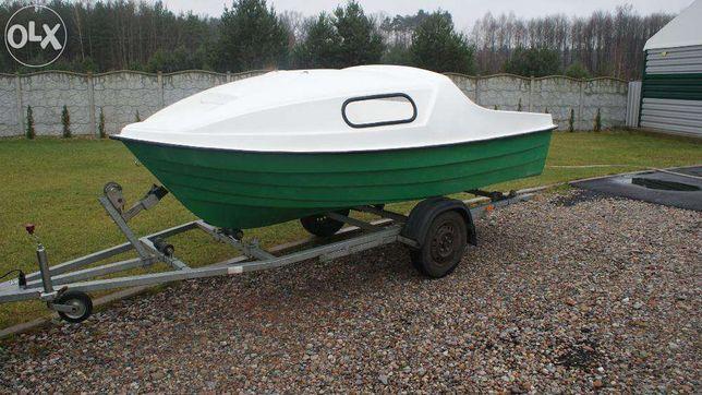 Łódź, łódka kabinowa, wędkarska PRODUCENT Laminex łodzie