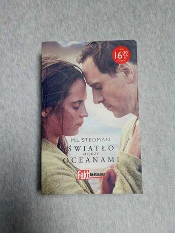 """Książka """"Światło między oceanami"""" M.L. Stedman"""