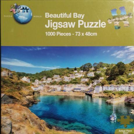 Sprzedam puzzle 1000 World Puzzle