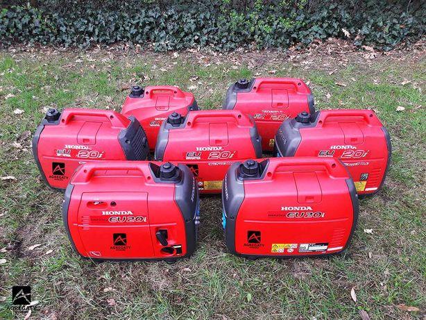 Przenośny generator prądu agregat prądotwórczy walizkowy HONDA, ADLER