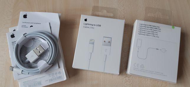Kabel do iPhone USB Lightning NOWY