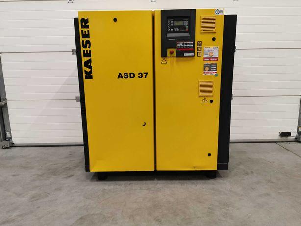 Sprężarka śrubowa 22kw KAESER ASD37 kompresor 3500l/min 11 bar!!
