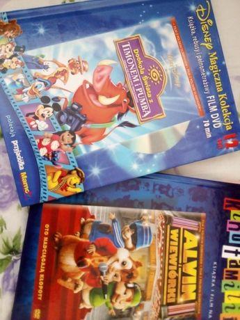 książka film na DVD