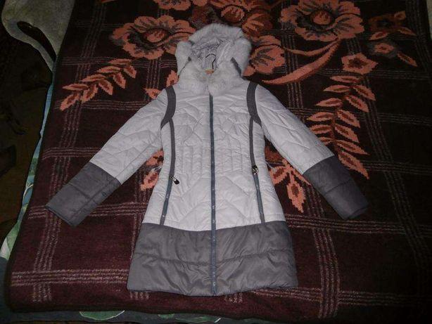 Куртка зимняя для девочки (12-13 лет). Хмельницкий