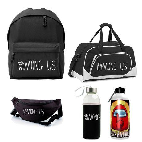 Among Us - diversos produtos