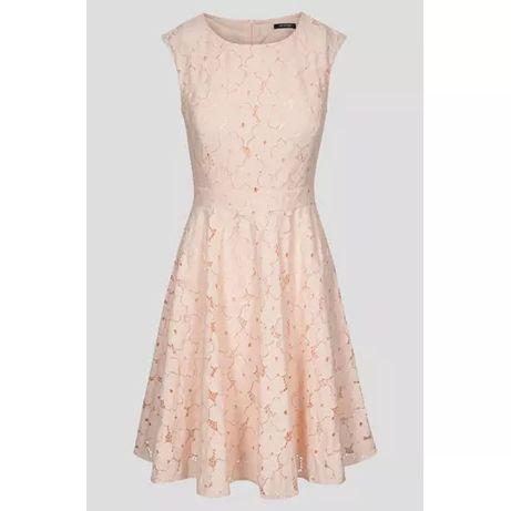 Sukienka Orsay pudrowy róż jak nowa