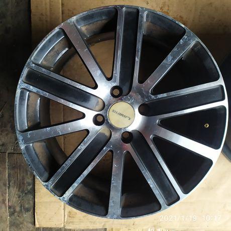 Alufelgi VIA  Ford  Peugeot 17