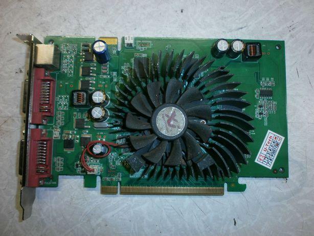 Geforce 8600gt 256mb 128bit DDR3