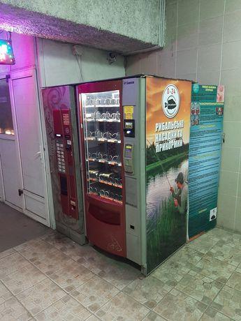 Торговый автомат ,автомагазин с местом ,бизнес