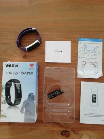 Willful fitnes tracker. Opaska monitorująca dla sportowców