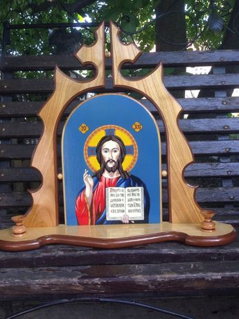 Икона Иисуса Христа. 70 на 62