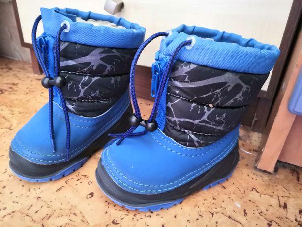 Зимние ботинки Alisa line 20 21