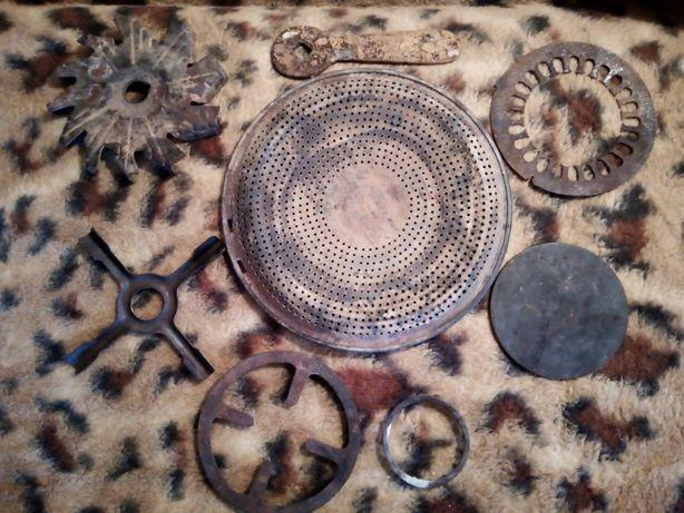 Рассекатель (розсікач) накладки на решетку для газовой плиты и прочее