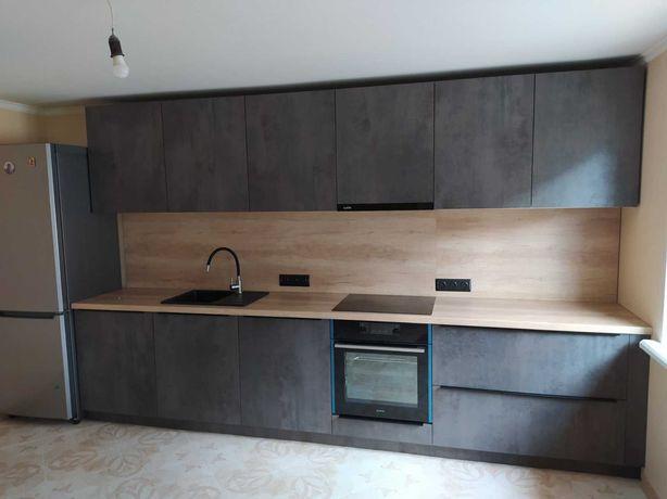 Меблі на замовлення (кухні; шафи/шафи-купе; прихожі; гардероби)