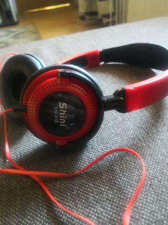 Słuchawki nowe..