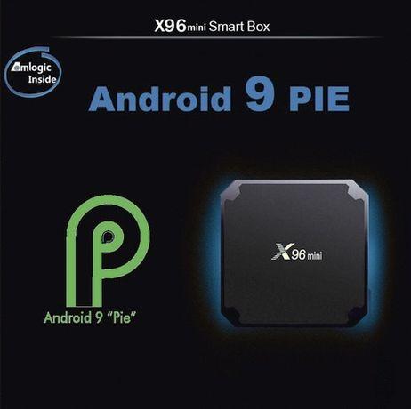 X96 mini 2gb-16gb S905W Андроид Смарт ТВ приставка Х96 мини тв бокс