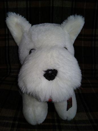 Мягкая игрушка щенок вест хайленд уайт терьер 35 см