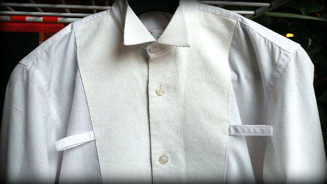 Koszula taneczna / do tańca towarzyskiego / Standard 152 cm