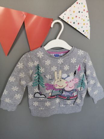 Bluza Swinka Peppa 86 cm Peppa Pig sweter