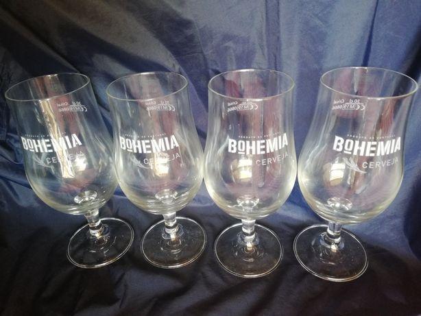 Conjunto 4 Copos 30 cl - Sagres Bohemia