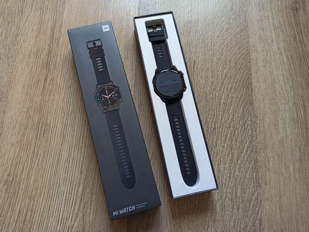 Nowy Smartwatch Xiaomi Mi Watch Black. Gwarancja 24m
