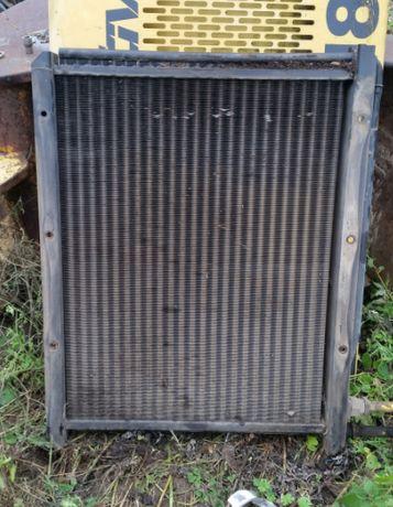 Komatsu PC 180 chłodnica oleju hydrauliki hydraulicznego koparki