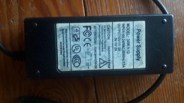 Блок питания 12V.2A/5V.2A. (SATA)