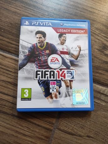 Gra ps-vita FIFA 14