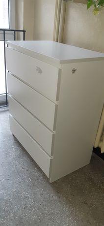 komoda MALM Ikea 80x100 cm