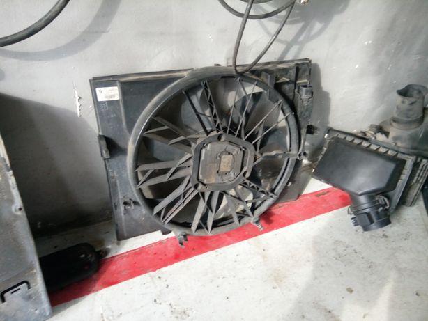 Wentylator klimatyzacji silnika BMW E65 r6